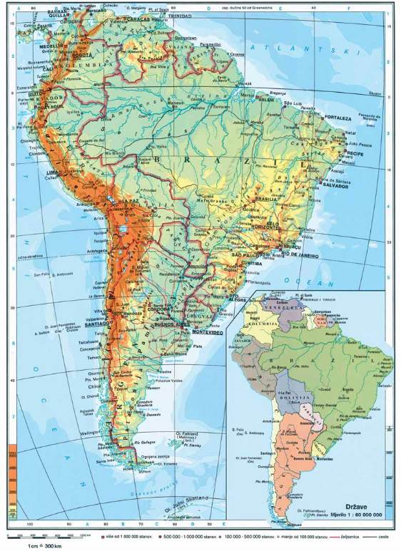 Page 28 Geografski Atlas Za Osnovnu